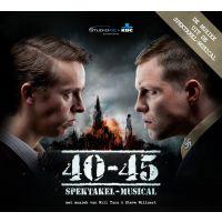 40-45 Spektakel Musical - CD
