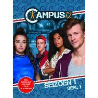 Campus 12 - Seizoen 1 - Deel 1 - 2DVD