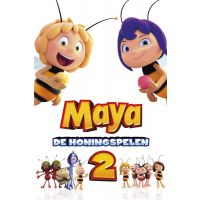 Maya de Bij 2 - De Honingspelen - DVD