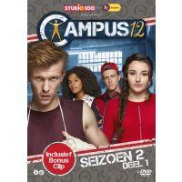 Campus 12 - Seizoen 2 - Deel 1 - 2DVD