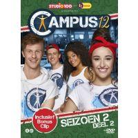 Campus 12 - Seizoen 2 - Deel 2 - 2DVD