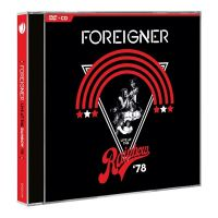 Foreigner - Live At The Rainbow '78 - CD+DVD