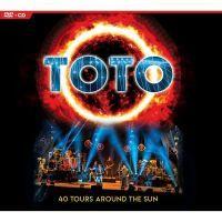 Toto - 40 Tours Around The Sun - Ziggo Dome - 2CD+DVD
