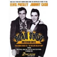 Elvis Presley & Johnny Cash - The Road Show - DVD+CD