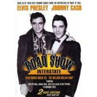 Elvis Presley & Johnny Cash - The Road Show - DVD+CD