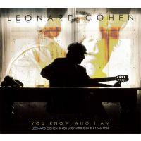 Leonard Cohen - You Know Who I Am - CD