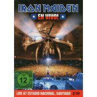 Iron Maiden - En Vivo! - Limited Edition - 2DVD