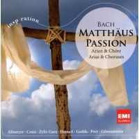 Bach - Matthaus Passion - Inspiration - CD