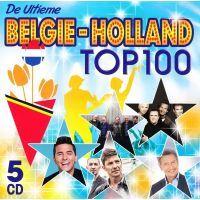De Ultieme Belgie - Holland Top 100 - 5CD