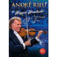 Andre Rieu - Magical Maastricht - Together In Music - DVD