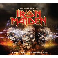 Iron Maiden - The Many Faces Of - 3CD