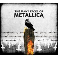 Metallica - The Many Faces Of - 3CD