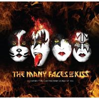 Kiss - The Many Faces Of - 3CD