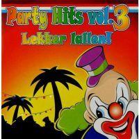 Party Hits - Vol. 3 - Lekker Lallen! - CD