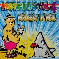 Party Hits - Vol. 4 - Malgrat De Mar - CD