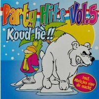 Party Hits - Vol. 5 - Koud Hè!! - CD