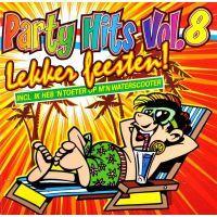 Party Hits - Vol. 8 - Lekker Feesten! - CD