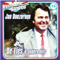 Jan Boezeroen - De Fles - Hollandse Sterren 15 - CD