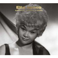 Etta James - Essential Original Albums - 3CD
