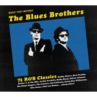 Music That Inspired The Blues Brothers - 3CD