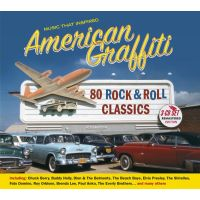 Music That Inspired American Graffiti - 3CD