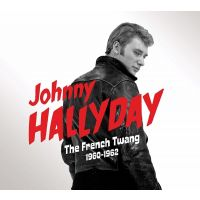 Johnny Hallyday - The French Twang 1960-1962 - 3CD