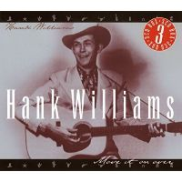 Hank Williams - Move It On Over - 3CD