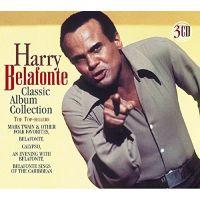 Harry Belafonte - Classic Album Collection - 3CD