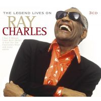 Ray Charles - The Legend Lives On - 3CD