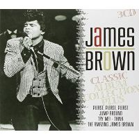 James Brown - Classic Album Collection - 3CD