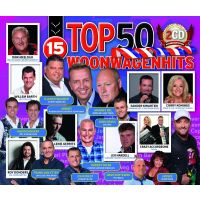 Woonwagenhits Top 50 - Deel 15 - 2CD