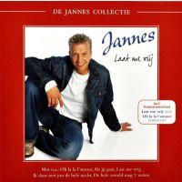 Jannes - Laat Me Vrij - (Jannes Collectie) - CD