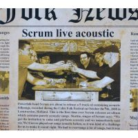 Scrum - Live Acoustic - CD