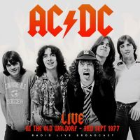 AC/DC - Live At The Old Waldorf 1977 - CD