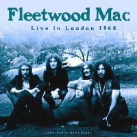 Fleetwood Mac - Live In London 1968 - CD