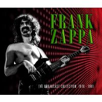 Frank Zappa - The Broadcast Collection 1970-1981 - 5CD