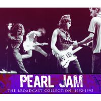 Pearl Jam - The Broadcast Collection 1992-1995 - 4CD