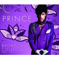 Prince - The Broadcast Collection 1985-1991 - 5CD