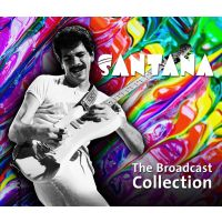 Santana - The Broadcast Collection - 5CD