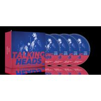 Talking Heads - The Broadcast Collection - 4CD