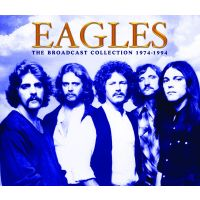 Eagles - The Broadcast Collection 1974-1994 - 5CD