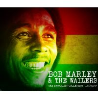 Bob Marley - The Broadcast Collection 1973-1979 - 5CD