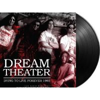 Dream Theater - Dying To Live Forever 1993 - LP