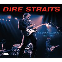 Dire Straits - The Broadcast Collection 1979-1992 - 5CD