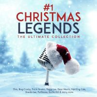 #1 Christmas Legends - The Ultimate Collection - CD