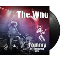 The Who - Tommy At Tanglewood 1970 - LP