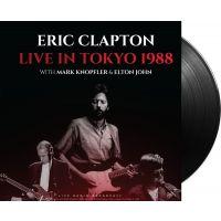 Eric Clapton - Live In Tokyo 1988 - LP