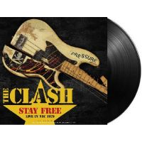 The Clash - Stay Free - Live In NYC 1979 - LP