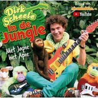Dirk Scheele - In De Jungle - CD