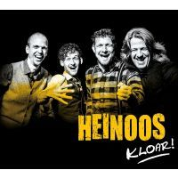 Heinoos - Kloar! - CD